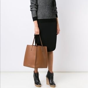 """Maiyet """"Sia Shopper"""" Leather Tote"""